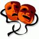 comedy/tradegy masks