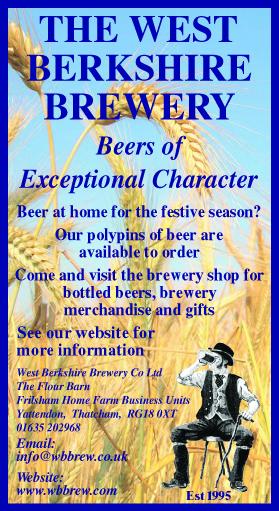 West Berks Brewery