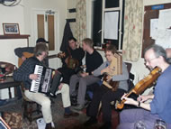The Abingdon Arms session