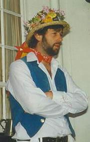 Steve Dagnall