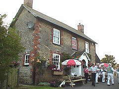 The Chequers Inn , Charney Bassett