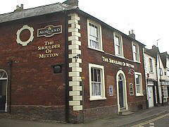 The Shoulder of Mutton, Wantage
