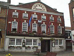 The Bear Hotel, Wantage