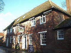 The Greyhound, Letcombe Regis