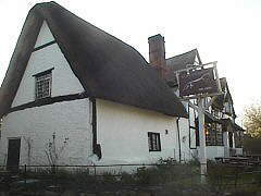 The White Horse, Woolstone