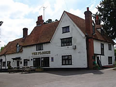 The Plough Inn, East Hendred