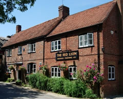 Red Lion, Blewbury