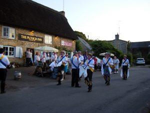 The Plough, Finstock (with Charlbury Morris Men and Ilmington Traditional Morris Men) @ The Plough, Finstock | Finstock | England | United Kingdom